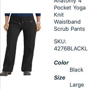Greys Anatomy scrub pants - Large - Never worn